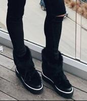 shoes,black boots,black shoes,platform shoes,snow boots,snow shoes,furry boots,furry shoes
