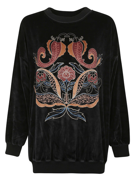 See by Chloé See by Chloé Oversized Sweatshirt in black