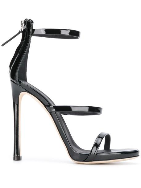 Giuseppe Zanotti Harmony sandals in black
