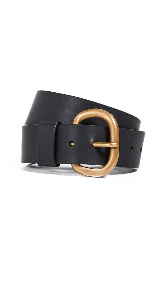 Rachel Comey Estate Belt in black