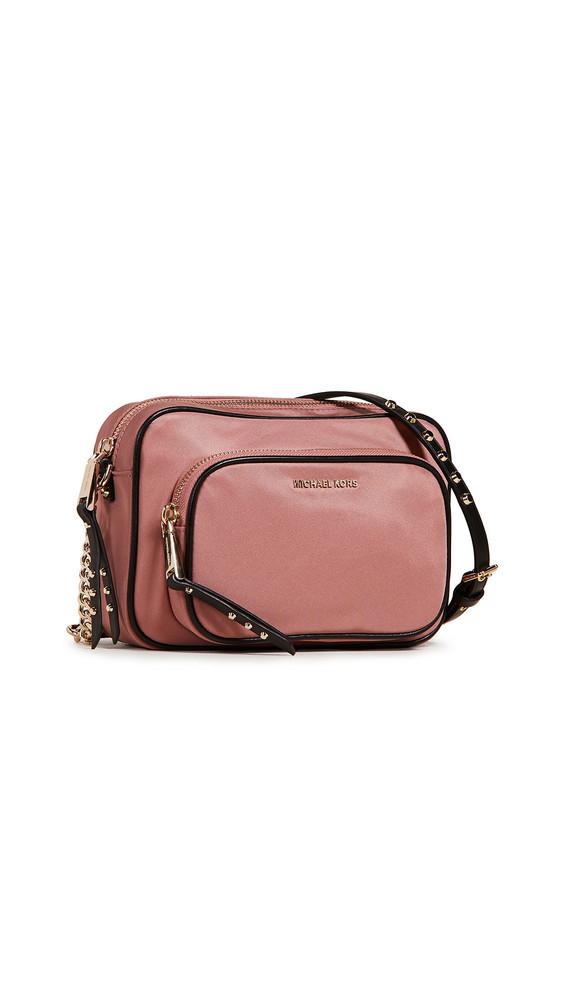 MICHAEL Michael Kors Large Camera Bag in rose