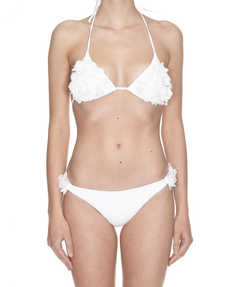 La Reveche Shayna Bikini in white