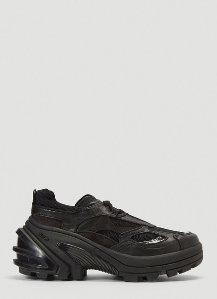 1017 ALYX 9SM Indivisible Sneakers in Black size EU - 39