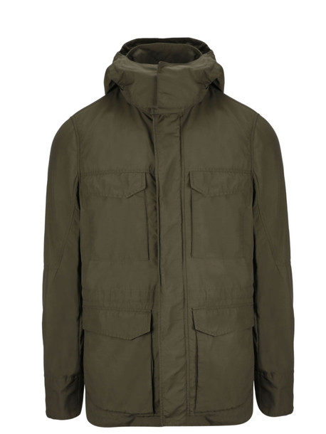 Woolrich Classic Military Jacket in green
