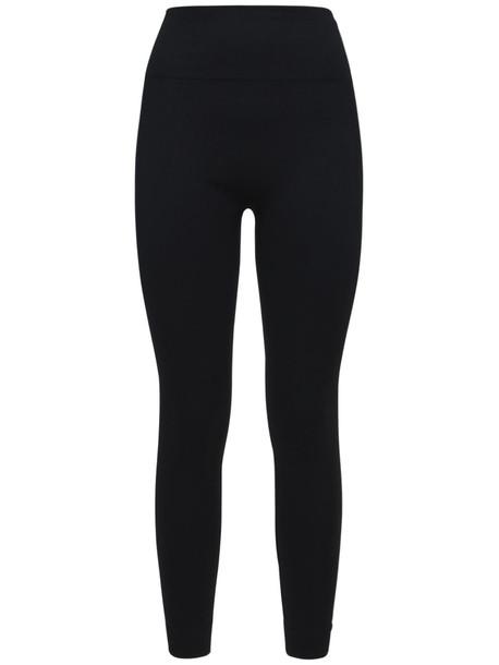 WEWOREWHAT Seamless Leggings in black