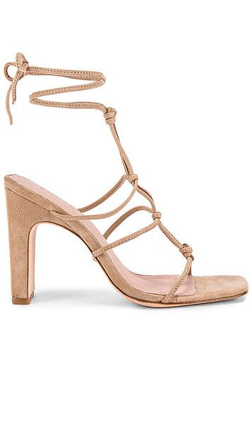 RAYE Havoc Heel in Tan