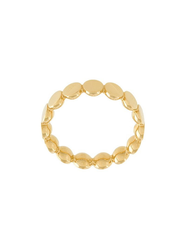 Astley Clarke Disc Stilla ring in yellow
