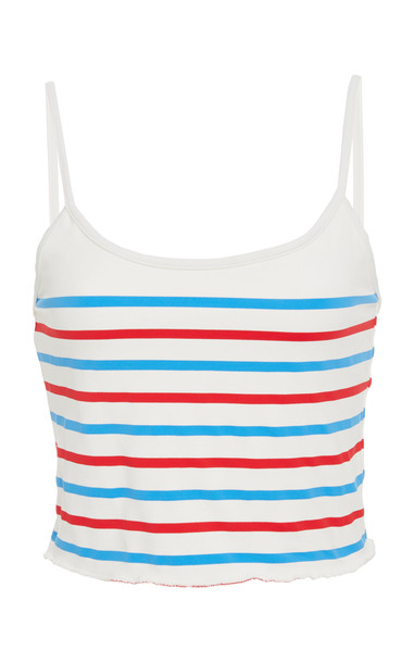 Solid & Striped The Nicole Cami Bikini Top Size: M