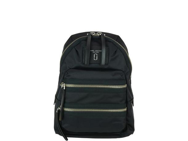Marc Jacobs Nylon Biker Backpack in black