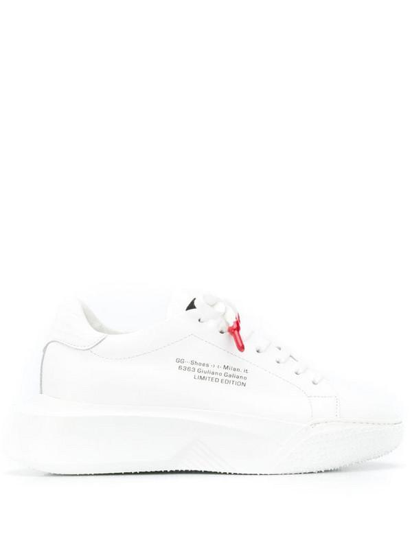 Giuliano Galiano Nemesis 2 low-top sneakers in white