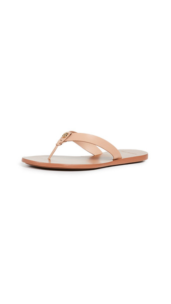 Tory Burch Manon Thong Sandals in natural