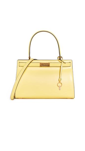 Tory Burch Lee Radziwell Small Bag in yellow