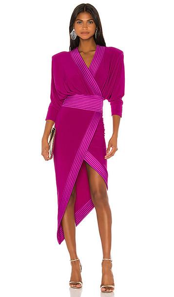 Zhivago Weld Dress in Pink