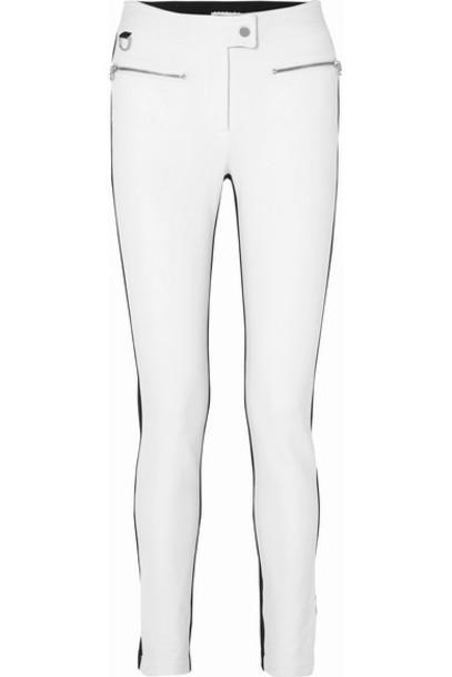 Erin Snow - Jes Two-tone Ski Pants - White