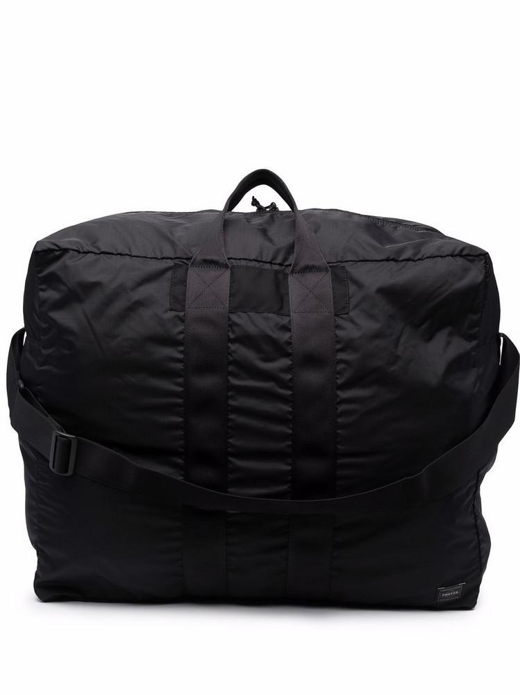 Porter-Yoshida & Co. Porter-Yoshida & Co. Flex 2Way duffle bag - Black