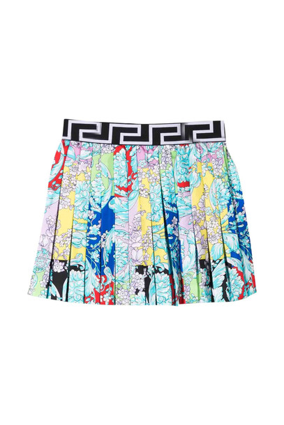 Young Versace Synthetic Fiber Skirt