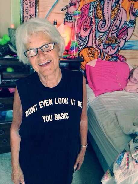 shirt black basic haters t-shirt baddies quote on it dont even look at me you basic
