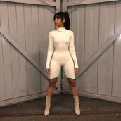 shoes,leigh-anne pinnock,celebrity,little mix,instagram,romper,shorts,bodycon