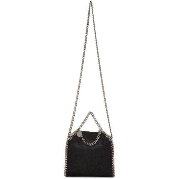 Stella McCartney Black Tiny Falabella Tote