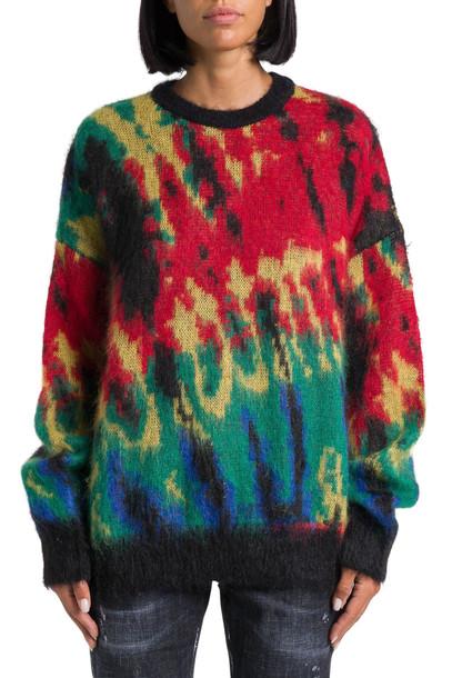 Dsquared2 Multicoloured Sweater