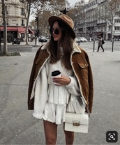 coat,brown,tan,jacket,outerwear,winter outfits,fur,wool