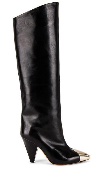 Isabel Marant Lelize Boot in Black