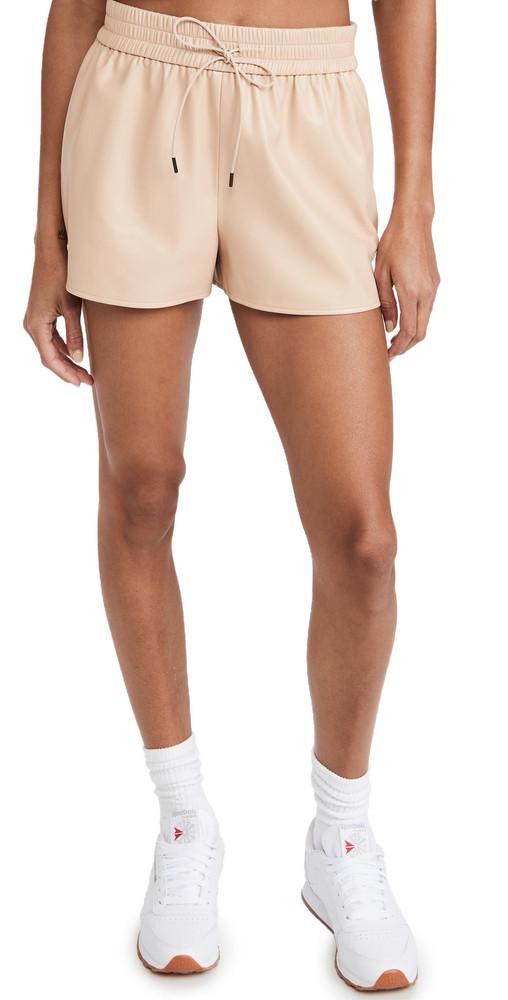 alice + olivia alice + olivia Ludlow Vegan Shorts