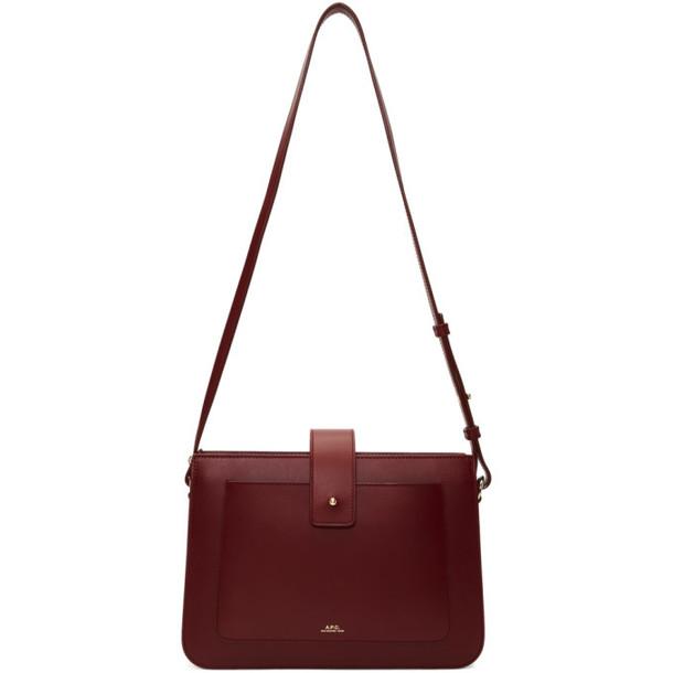 A.P.C. A.P.C. Red Albane Bag