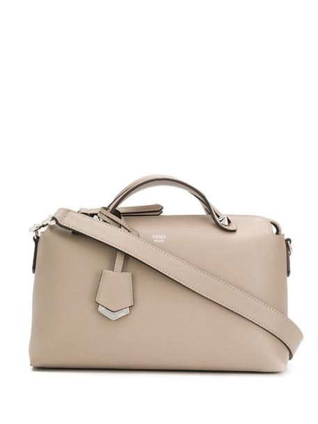 Fendi By the Way satchel bag in neutrals