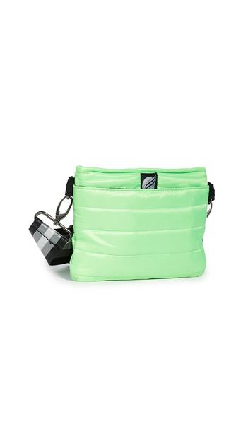 Think Royln Convertible Belt Crossbody Bag in green