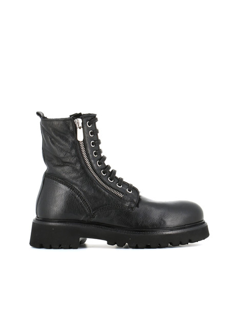 Rocco P. Rocco P. Lace-up Boot 9617 in black