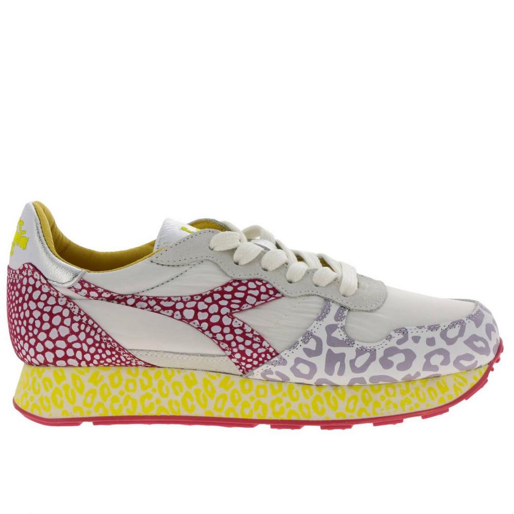 Diadora Heritage Sneakers Shoes Women Diadora Heritage in white