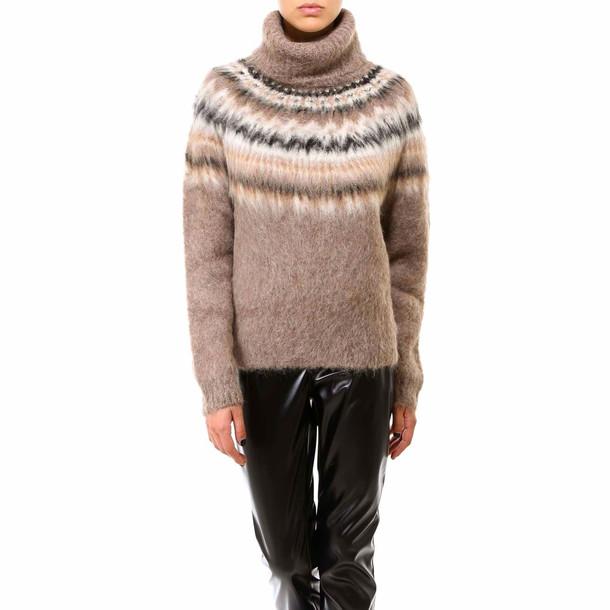 Celine Sweater in brown