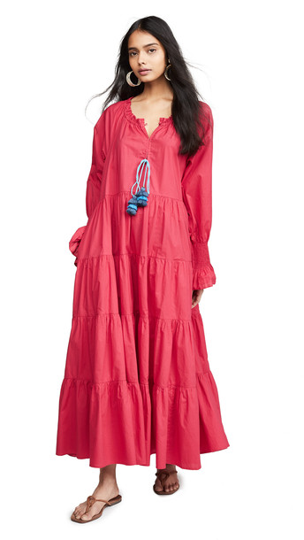 Figue Bella Dress in red