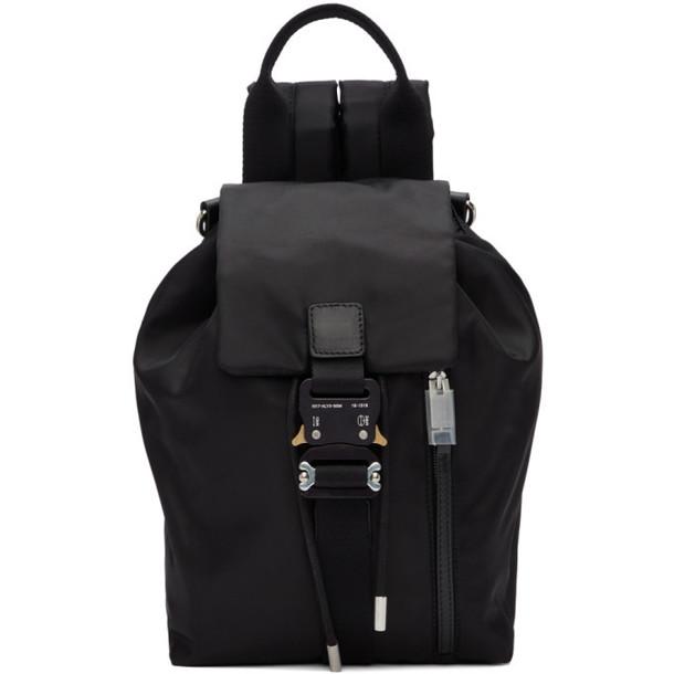 1017 Alyx 9SM Black Baby-X Backpack