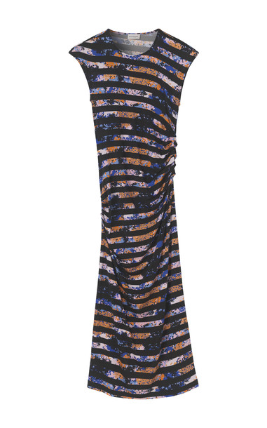 By Malene Birger Eizia Snake Stripes Dress Size: XXS in print