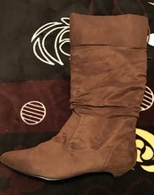 shoes,brown,paprika brand,brown boots