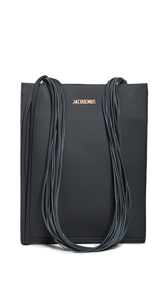 Jacquemus Le A4 Bag in black