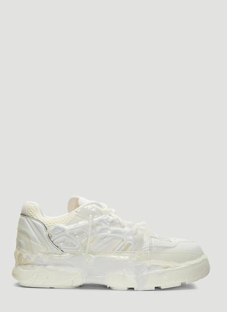 Maison Margiela Fusion Sneakers in White size EU - 36