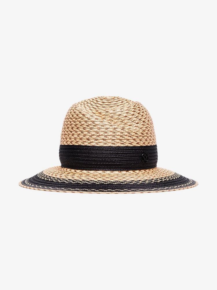 b8394afe0 Maison Michel 'fara Capeline' Sun Hat - Kirna Zabête - Farfetch.com