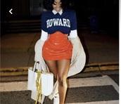 skirt,orange,orange skirt,orange high rise skirt,leather skirt,pleather skirt,mini skirt,bodycon,tight skirt,high waisted,high waisted skirt,short skirt,high low skirt,midi skirt,pleather,leather