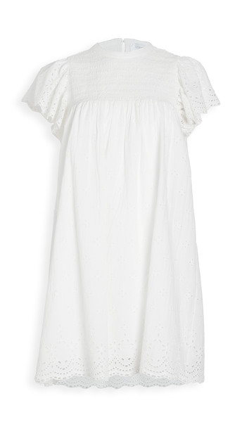Steele Nancy Dress in ivory