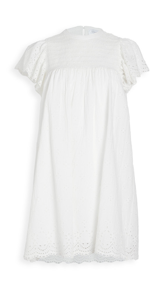 Steele Nancy Dress in ivory