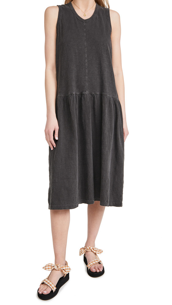 Wilt Drop Waist Dress in black