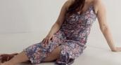 dress,floral dress