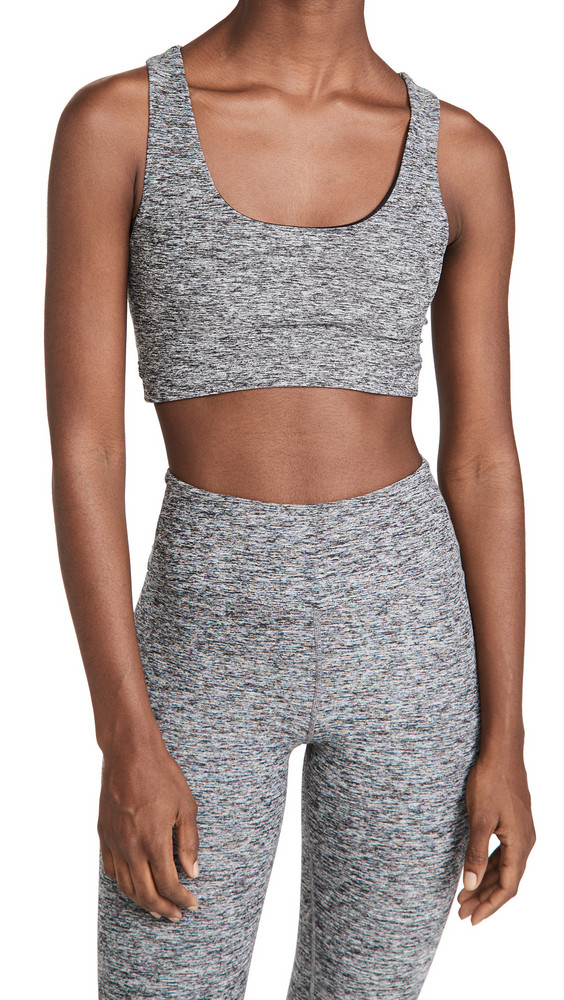 Year of Ours The Knot Bra in grey