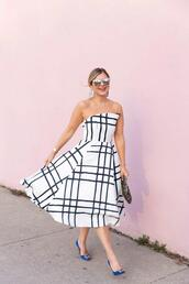 suburban faux-pas,blogger,dress,sunglasses,jewels,bag,shoes