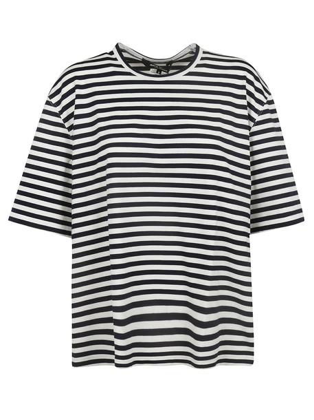 Junya Watanabe Striped Print T-shirt