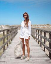 bag,white bag,sneakers,white dress,zara