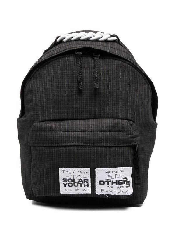 Eastpak Solar Youth backpack in black
